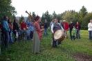Geburtstagsfeier im Räuberwald